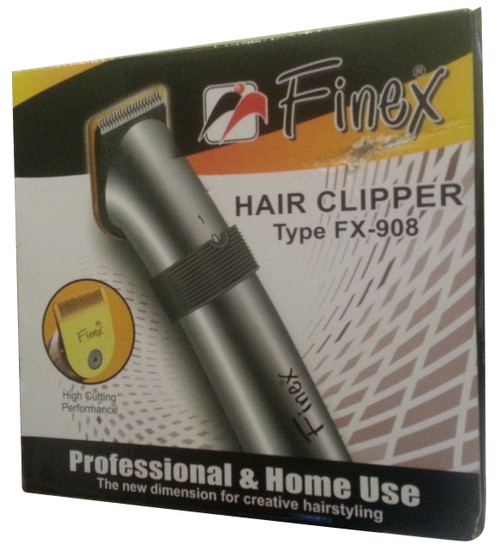 Finex Hair Clipper Professional & Home Use FX-908 buy online in pakistan best price original products