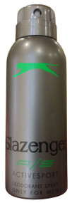 Slazenger A/S Activesport Deodorant Spray Only For Men 150ML (Green) Buy online in Pakistan best price original products