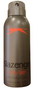 Slazenger A/S Activesport Deodorant Spray Only For Men 150ML (Orange) Buy online in Pakistan best price original products
