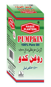 Haque Planters Pumpkin Oil 30 ML lowest price in pakistan on saloni.pk