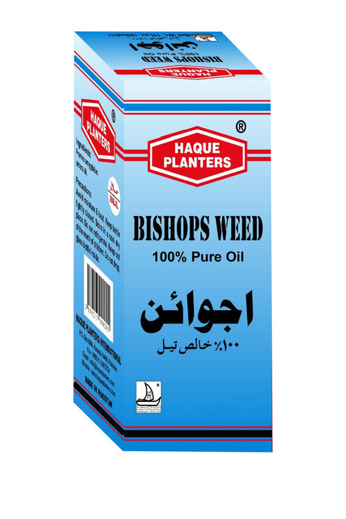 Haque Planters Bishops Weed Oil 30 ML lowest price in pakistan on saloni.pk