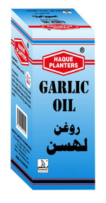 Haque Planters Garlic Oil 30 ML  lowest price in pakistan on saloni.pk