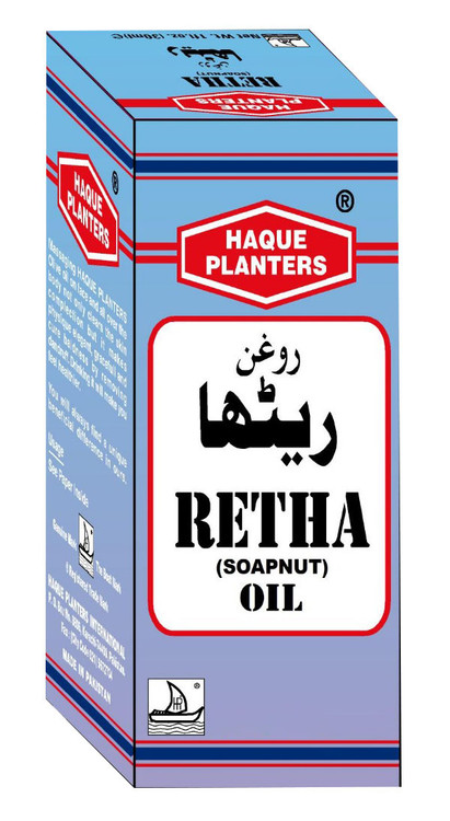 Haque Planters Retha Oil 60 ML lowest price in pakistan on saloni.pk