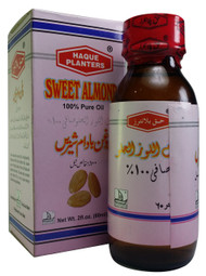 Haque Planters Sweet Almond Oil 60 ML Buy online in Pakistan