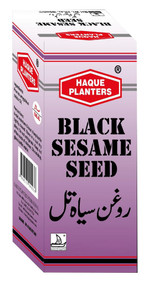 Haque Planters Black Sesame Oil 60 ML lowest price in pakistan on saloni.pk