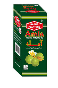 Haque Planters Amla Oil 120 ML lowest price in pakistan on saloni.pk