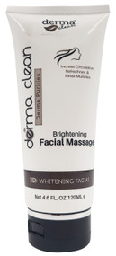 Buy Derma Clean 3D Brightening Facial Massage 120 ML with best prices in Pakistan from saloni.pk