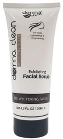 Buy Derma Clean 3D Exfoliating Facial Scrub 120 ML with best prices in Pakistan from saloni.pk