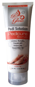 Go 4 Glow Pedi Solution Pedicure Scrub 200 Grams Buy online in Pakistan