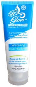 GO 4 Glow Whitening Face Polisher 200 Grams Buy online In Pakistan