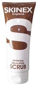 Skinex England Whitening Micro Fine Scrub 150 ML (Front) Buy online in Pakistan
