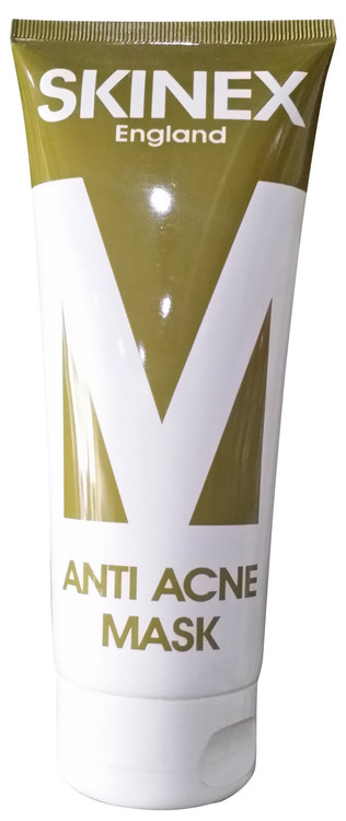 Skinex England Anti Acne Mask 150 ML (Front) Buy online in Pakistan