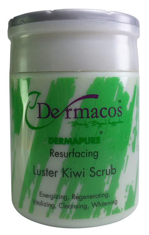 Dermacos Resurfacing Luster Kiwi Scrub 200g buy online in pakistan