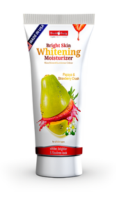 Fresh & Fruity Bright Skin Whitening Moisturizer 150 ML Buy Online In Pakistan