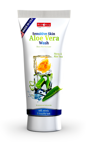Fresh & Fruity Sensitive Skin Aloe Vera Wash 150 ML  Buy online in Pakistan  best price  original products