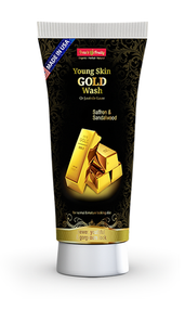 Fresh & Fruity Young Skin Gold Wash 150 ML Buy Online In Pakistan