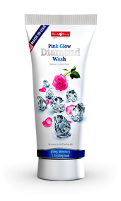 Fresh & Fruity Pink Glow Diamond Wash 150 ML  Buy online in Pakistan  best price  original products