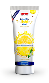 Fresh & Fruity Shiny Skin Polishing Wash 150 ML Buy Online In Pakistan