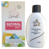 Go 4 Glow Natural White Fluid SPF30  Buy online in Pakistan  best price  original product
