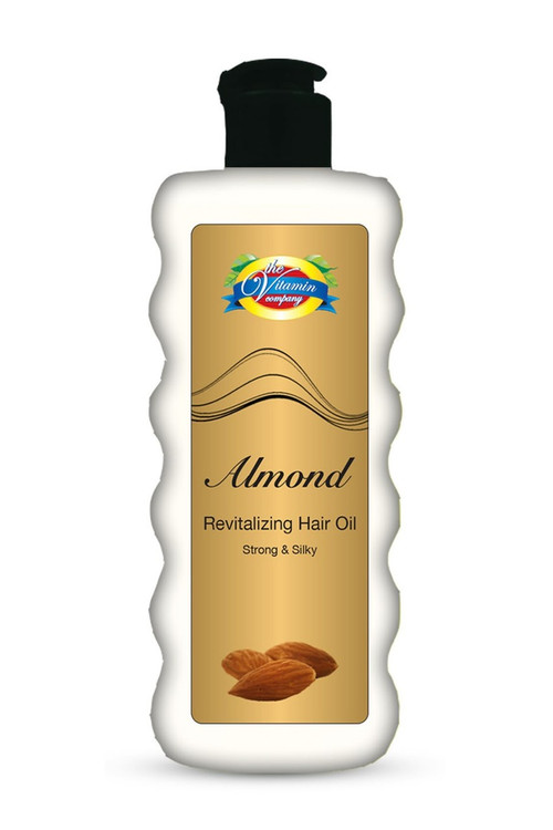 The Vitamin Company Almond Hair Oil Buy online in Pakistan  best price  original product