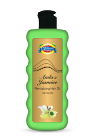 The Vitamin Company Amla & Jasmine Hair Oil  Buy online in Pakistan best price  original product