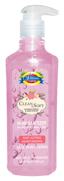 The Vitamin Company Clean and Soft Hand Sanitizer 250 ML