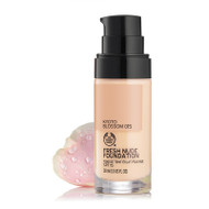 The Body Shop Fresh Nude Foundation Kyoto Blossom 015  Buy online in Pakistan  best price  original product