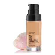 The Body Shop Fresh Nude Foundation Yorkshire Rose 032  Buy online in Pakistan  best price  original product