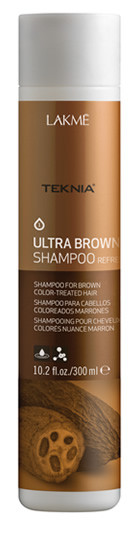 Lakme Teknia Ultra Brown Shampoo 300ML buy online in pakistan best price original products