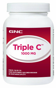 GNC Triple C 1000MG (90 Veg Tablets)  Buy online in Pakistan Best Price Original  Product