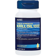 GNC Triple Strength Krill Oil 1000 (30 Softgels) Buy online in pakistan best price original products