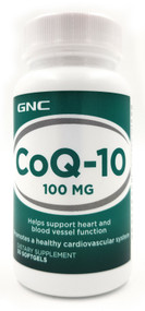 GNC CoQ-10 100MG Dietary Supplement 30 Softgels Buy online in Pakistan best price original products