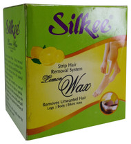 Silkee Strip Hair Removal System Lemon Wax 125 Grams Buy Online In Pakistan