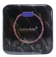 Durex LoveBox Natural Rubber Latex Condoms 3 Pieces (040)