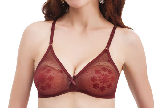 Amrij Net Bra Crystal Clear 001  Buy online in Pakistan  best price  original product