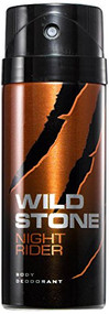 Wild Stone Body Deodorant Night Rider 150ML buy online in pakistan  best price original products