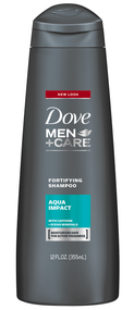 Dove Men + Care Aqua Impact Fortifying Shampoo 355ML buy online in pakistan best price original products