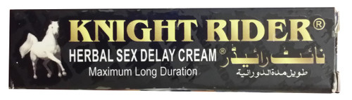 Knight Rider Herbal Delay Cream buy online in pakistan