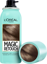 L'oreal Paris Magic Retouch Root Touch Up Hair Color Spray - Brown 75ML buy online in Pakistan