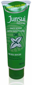 Junsui Naturals Face Wash With Whitening Cool 100 Grams buy online in Pakistan best price original product