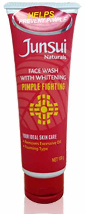 Junsui Naturals Facial Wash Pimple Fighting 100 Grams buy online in Pakistan best price original product