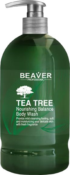 Beaver Professional Tea Tree Body Wash Buy online in Pakistan best price original product