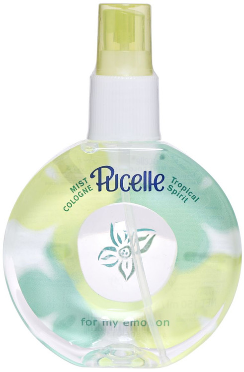 Pucelle Mist Cologne Tropical Spirit 150 ML buy online in Pakistan best price
