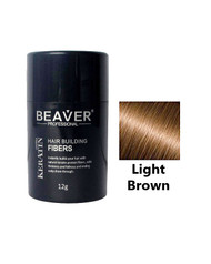 Beaver Professional Hair Building Fiber Light Brown Buy online in Pakistan best price original product