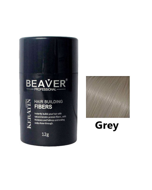 Beaver Professional Hair Building Fiber Grey Buy online in Pakistan best price original product