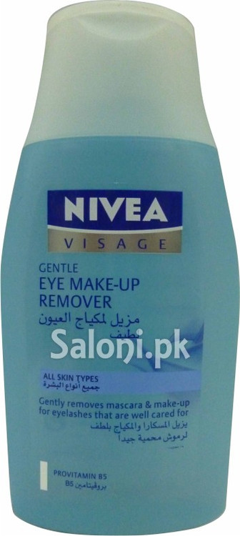 Nivea Visage Gentle Eye Make Up Remover