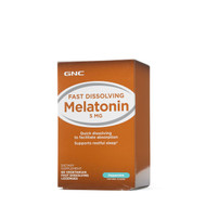 GNC Fast Dissolving Melatonin 5 MG 60 Lozenges shop online in Pakistan best price original product