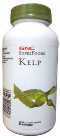 GNC Superfoods KELP Vegetarian Formula 90 Tablets buy online in pakistan