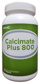 GNC Calcimate Plus 800 (120 Tablets) Buy online in Pakistan