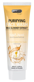 Hemani Purifying Face Wash With Milk & Honey Extracts 100 ML